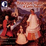 Baroque Music Of Latin America