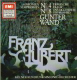 Schubert - Symphonies Nos 4 & 8 (uk Import)