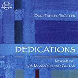Dedications-new Music For Mandoline and Guitar