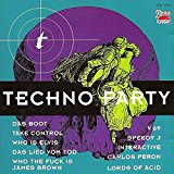 Techno-party