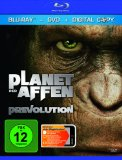 Planet der Affen: Prevolution  (+ Dvd) (inkl. Digital Copy) [blu-ray]