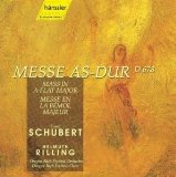 Schubert: Messe Nr. 5 As-dur D 678 (dir. Riling)