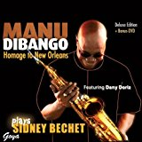 Manu Dibango Plays Sidney Bechet (cd+dvd)