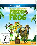 Freddy Frog - ein Ganz Normaler Held  (inkl. 2d-version) [3d Blu-ray]