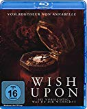 Wish Upon [blu-ray]