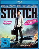 Stretch [blu-ray]