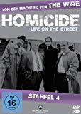 Homicide - Life On the Street, Staffel 4 [3 Dvds]
