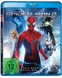 Amazing Spider-man 2: Rise Of Electro [blu-ray]