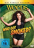 Weeds - Kleine Deals Unter Nachbarn, Season Eight - die Finale Season [3 Dvds]