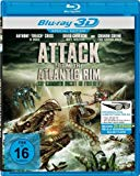 Attack From the Atlantic Rim - 3d Blu-ray & 2d Version