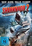 Sharknado 2 - the Second One - the Sharks Happens ( Uncut - Dvd)