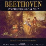 Beethoven: Symphonies 5 & 7 [uk-import]