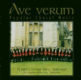 Ave Verum-popular Choral Music