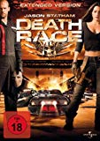 Death Race Extended Version (dvd)