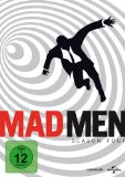 Mad Men - Season Four [4 Dvds]