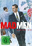 Mad Men - Season 6 [4 Dvds]