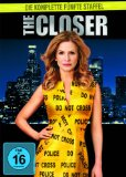 Closer, the - die Komplette Fünfte Staffel [4 Dvds]