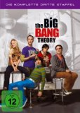 Big Bang Theory - die Komplette Dritte Staffel [3 Dvds]