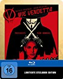V Wie Vendetta - Steelbook [blu-ray] [limited Edition]