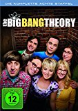 Big Bang Theory - die Komplette Achte Staffel [3 Dvds]