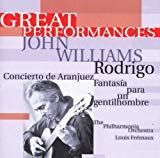 John Williams Plays Rodrigo