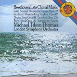 Beethoven Late Choral Music
