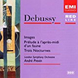 Red Line - Debussy (images / Preludes / Nocturnes)