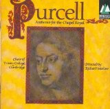 Purcell-anthems For the Chap
