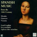 Spanish Music From the 16h Cen