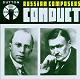 Russian Composers Conduct
