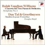 Vaughan Williams: Piano Concerto / Sinfonie No. 5