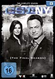 Csi: Ny - Season 9: the Final Season [6 Dvds]