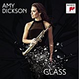 Amy Dickson - Glass}