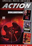 Action Collection - Tag der Cobra/cross/red Skorpion (3 Dvds)