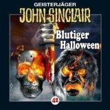 Geisterjäger John Sinclair: Dark, Jason, Nr.42 : Blutiger Halloween, 1 Audio-cd: Flg. 42